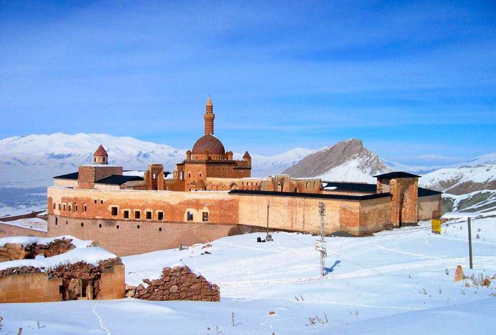 Mítico monte Ararat