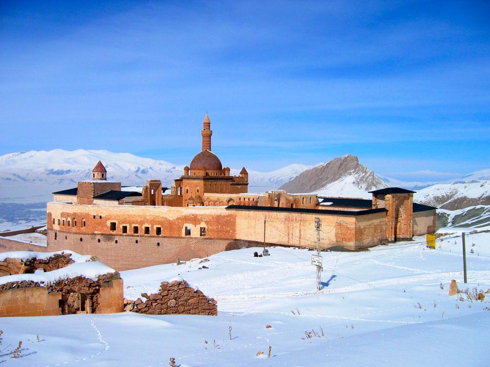 Fortaleza-de-Ishak-Pasha-Sarayi-II