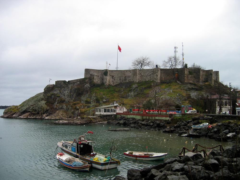 Fortaleza-de-Tirebolu