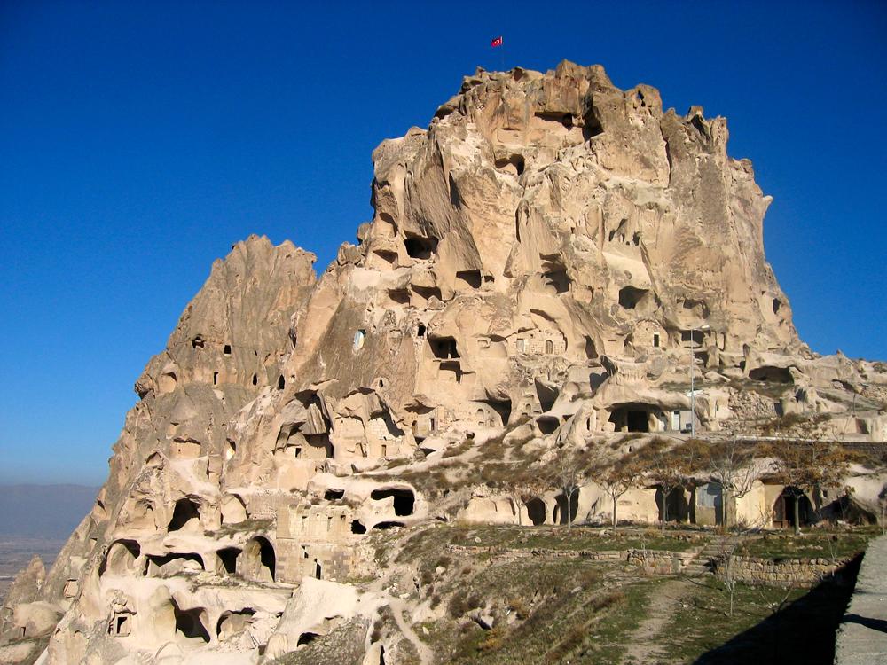 Fortaleza-de-Uçhisar-II