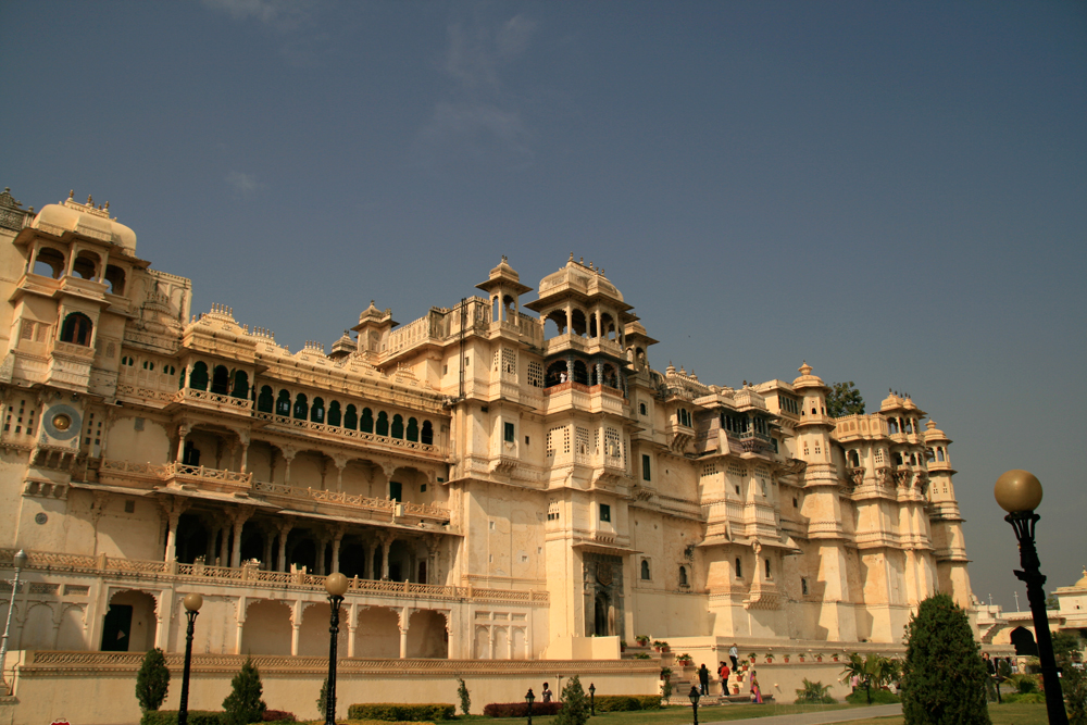 Fortaleza-de-Udaipur