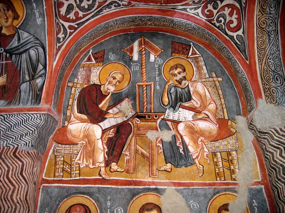 Frescos-Bizantinos-II