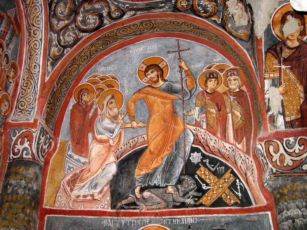 Frescos-Bizantinos