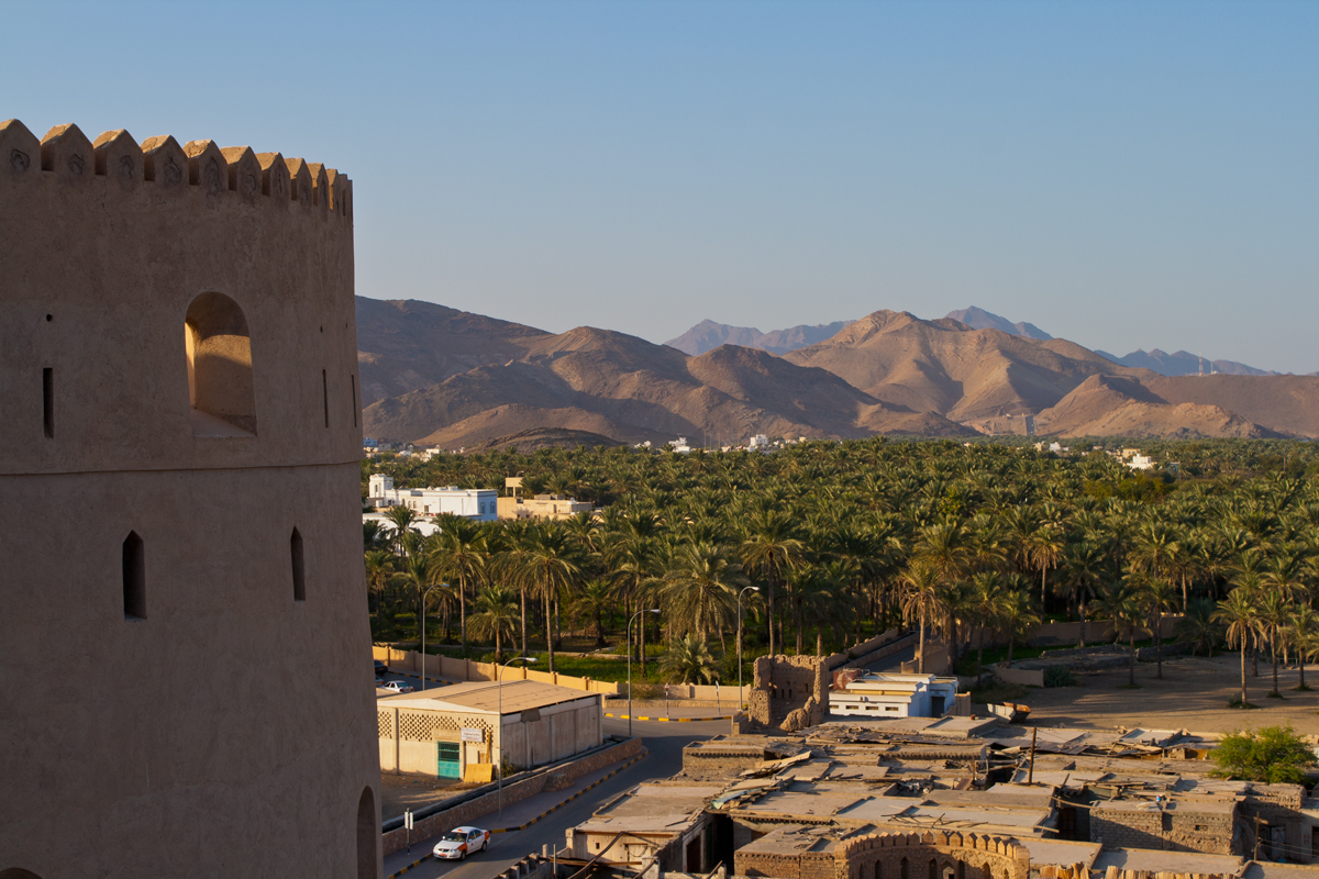 Oasis de Al-Rustaq