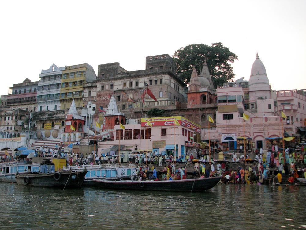 Ghat-en-Varanasi