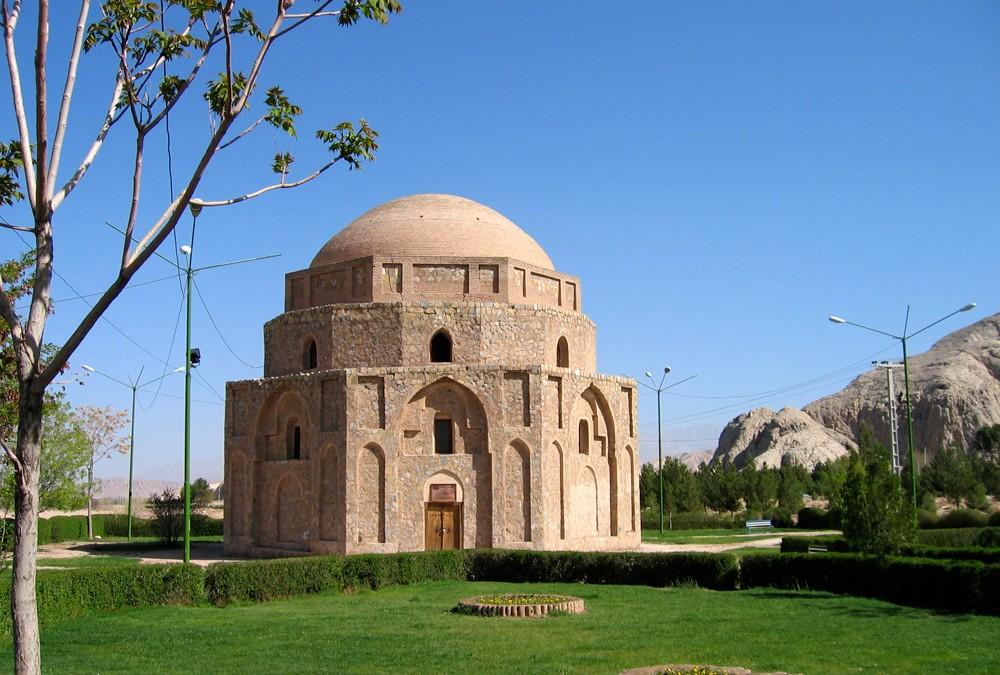 Provincia de Kermán de camino a Pakistán