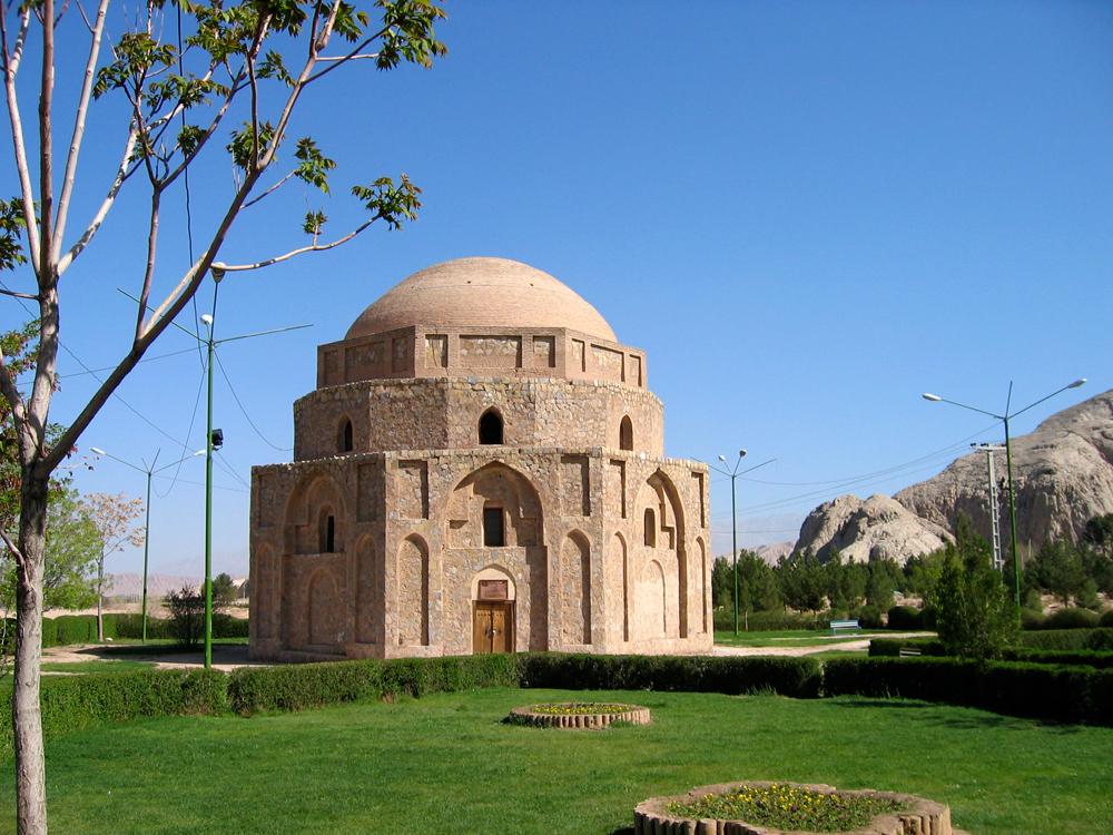 Gonbad-e-Jabalieh-en-Kerman