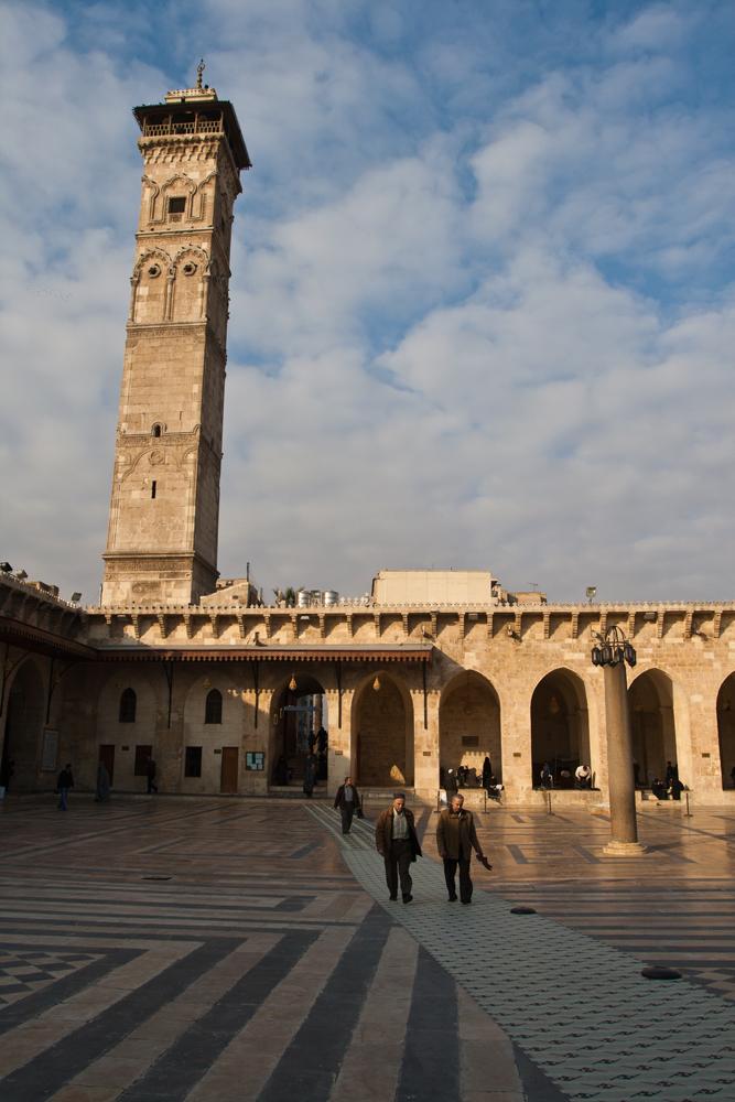 Gran-Mezquita-de-Alepo-II