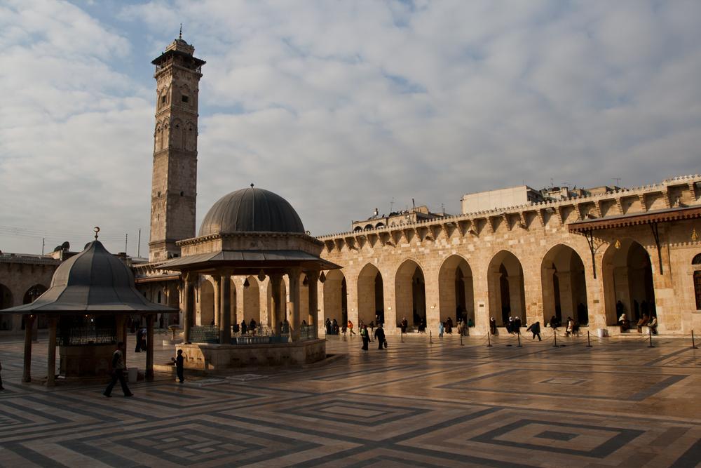 Gran-Mezquita-de-Alepo