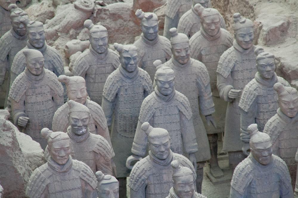 Xian, la ruta de la seda