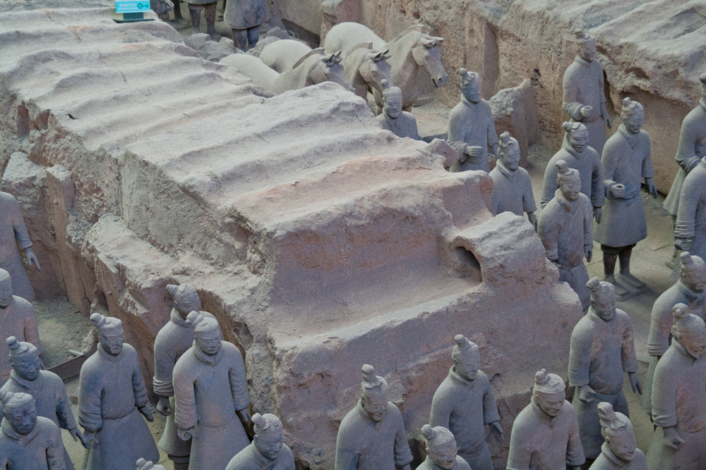 Guerreros-de-terracota-de-Xian