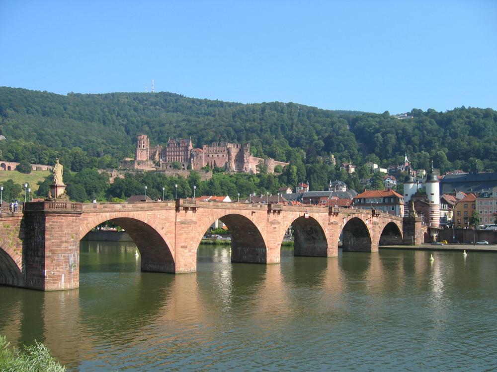 Heidelberg-vista-general