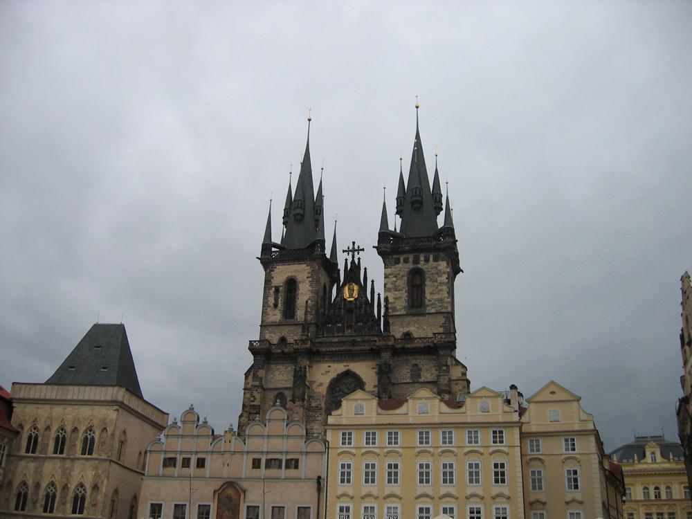 Iglesia-de-Nuestra-Señora-de-Týn