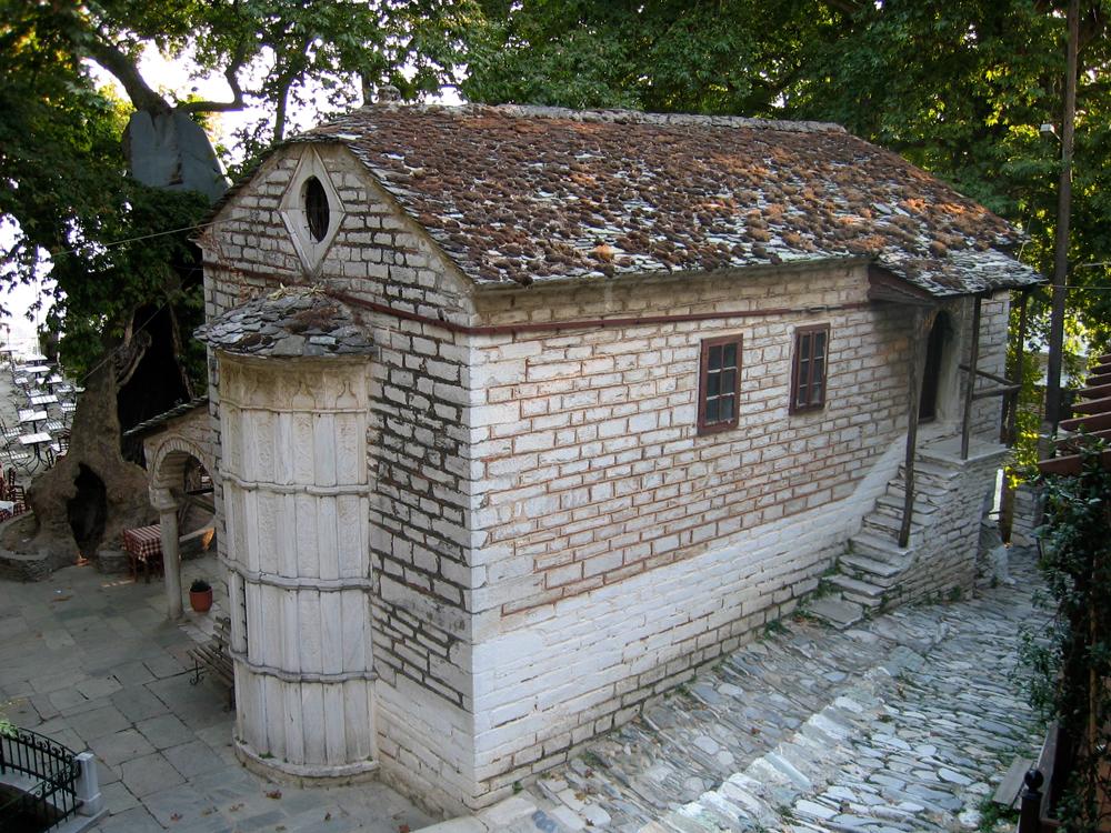 Iglesia-en-Makrinitsa