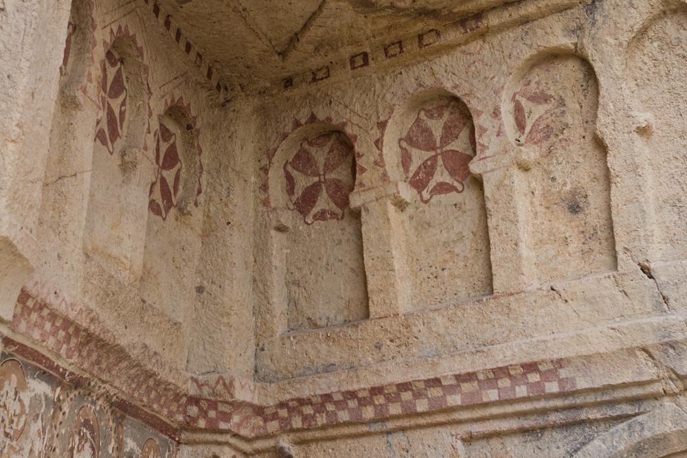 Iglesia-en-el-museo-al-aire-libre-de-Göreme-II