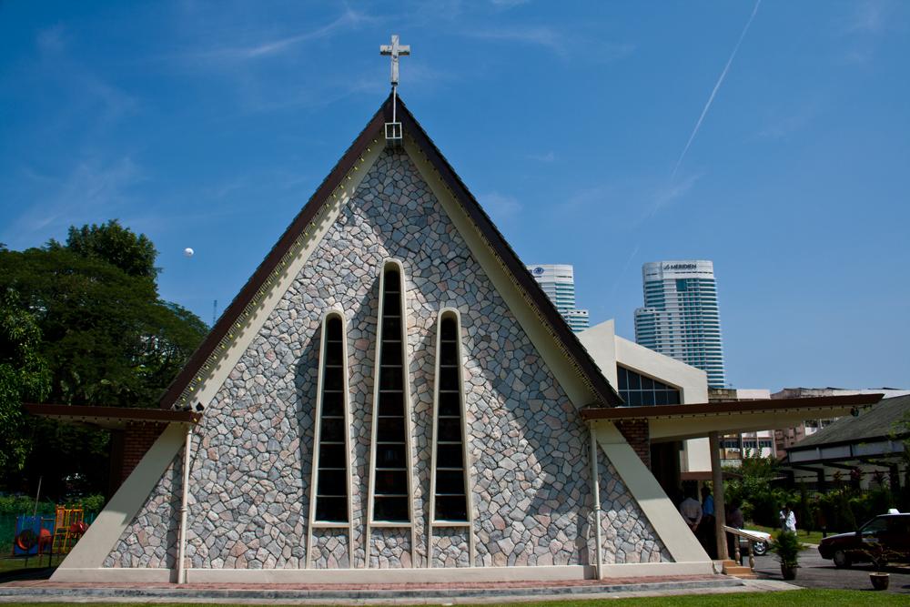 Iglesia-moderna