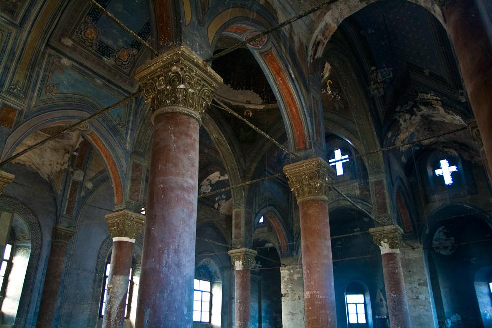 Iglesia-monasterio-en-Derinkuyu-II
