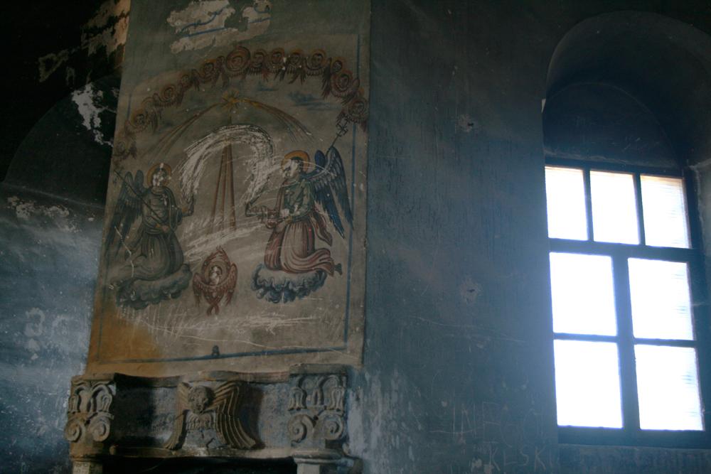 Iglesia-monasterio-en-Derinkuyu