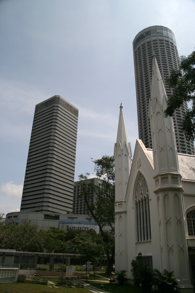 Iglesia-y-rascacielos