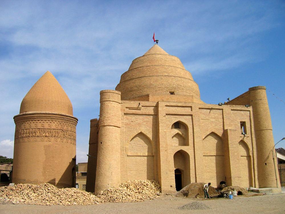 Imamzadeh-Ja'far-de-Damghan