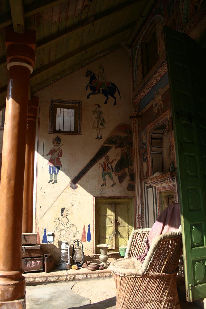 Interior-de-Haveli