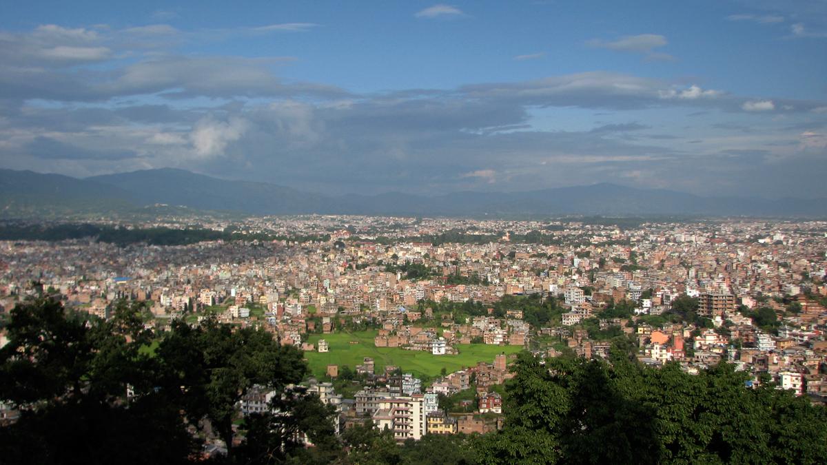 Katmandú-desde-Swayambunath