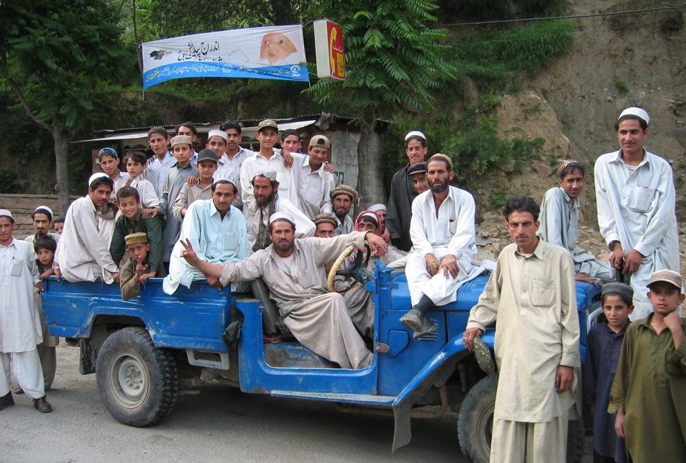 Autopista del Karakorum