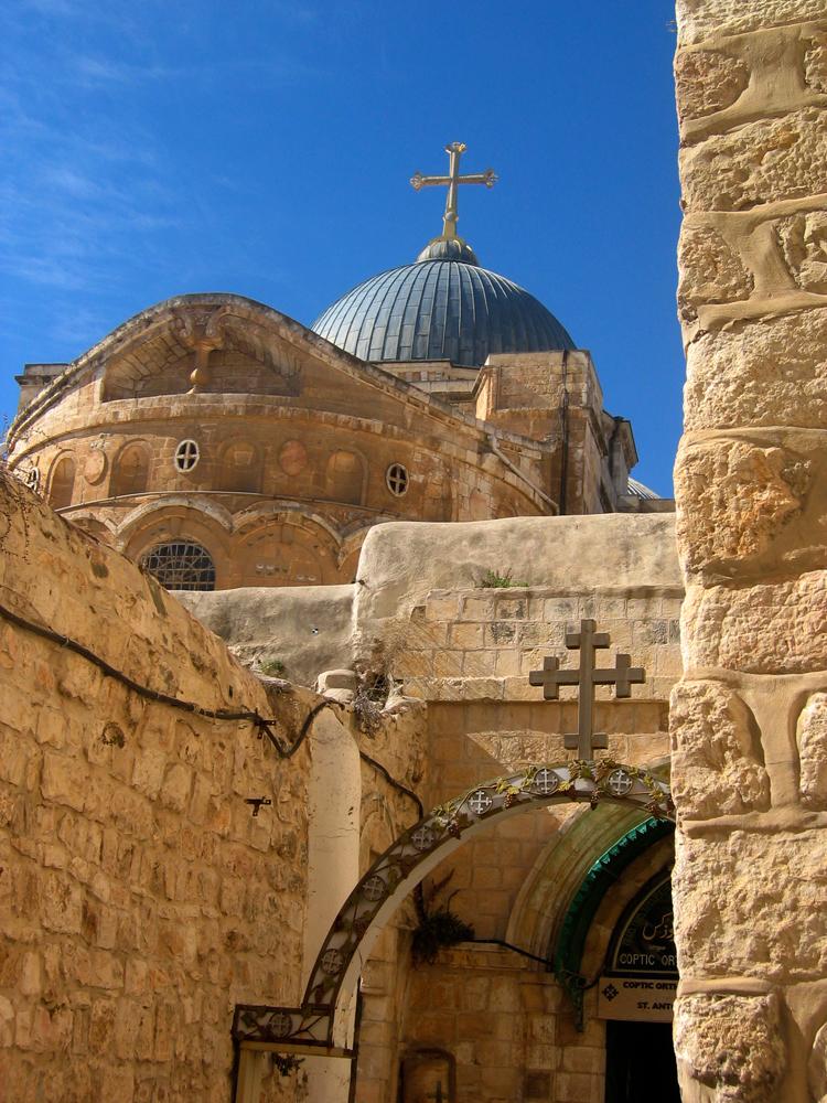 La-iglesia-del-Santo-Sepulcro