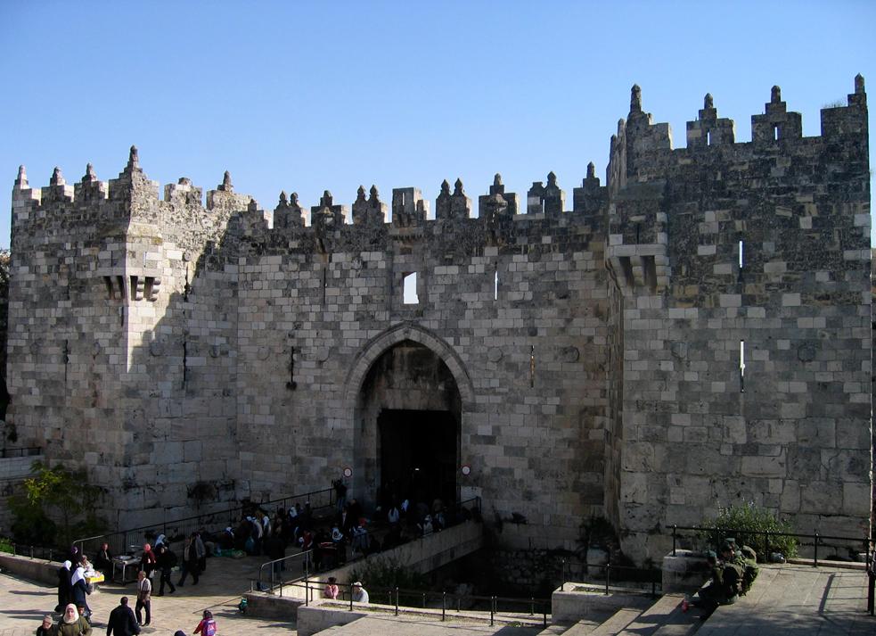 La-puerta-de-Damasco