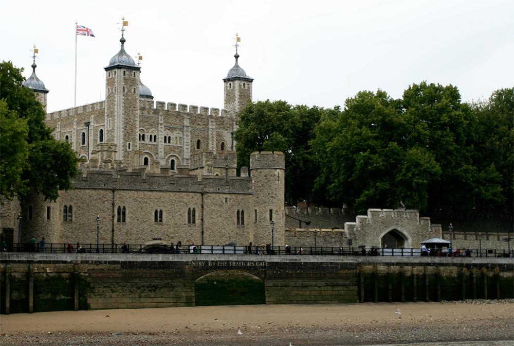 La-torre-de-Londres
