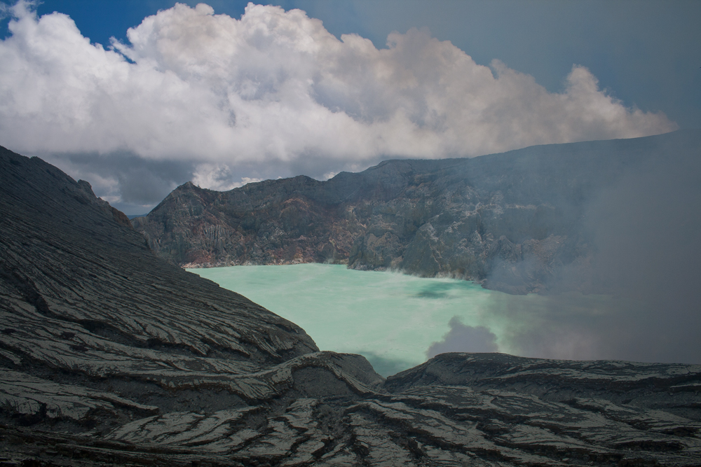 Volcán Ijen Kawah