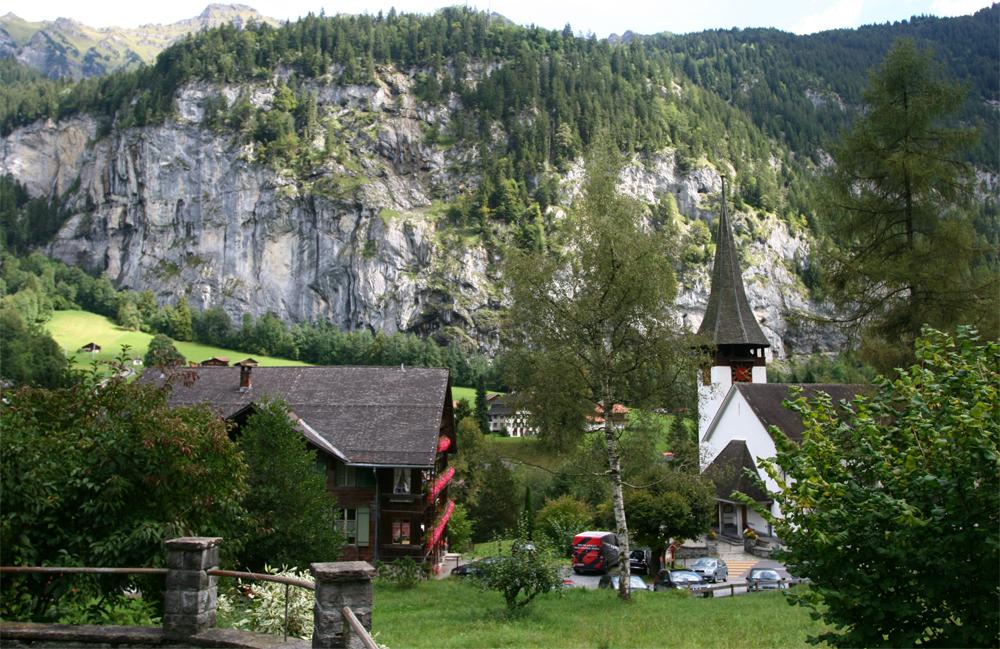Lauterbrunnen-IV