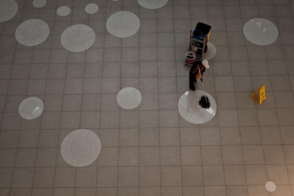 Lavando-círculos