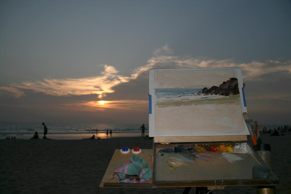 Lienzo-en-la-playa