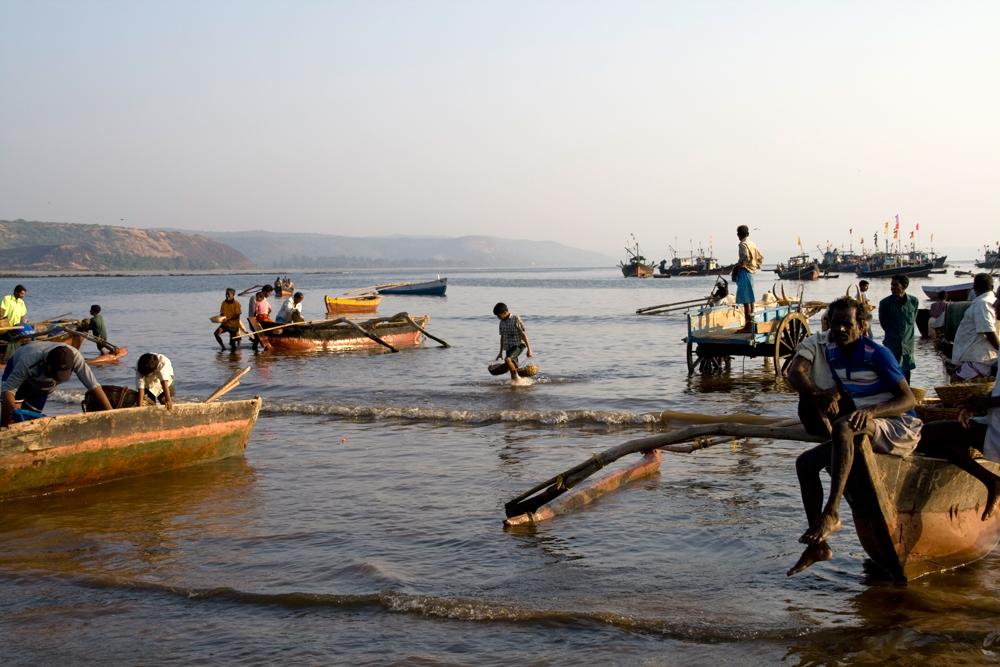 Llegada-de-los-pescadores-a-la-playa