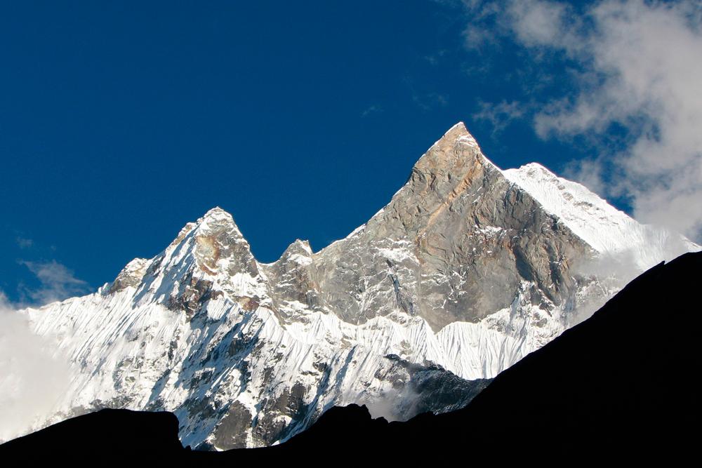 Campo base de los Annapurnas