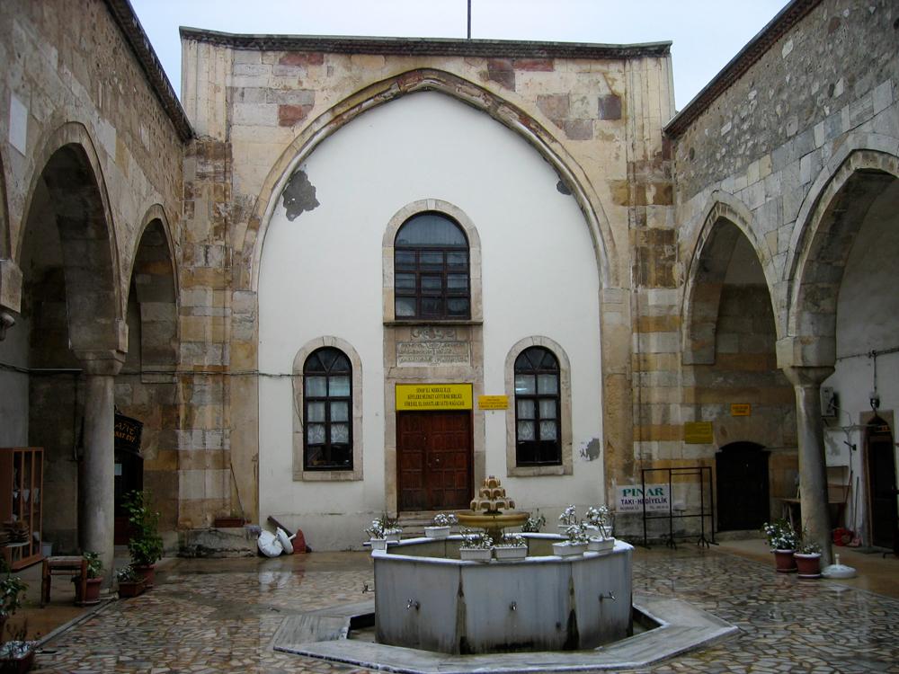 Madrasa-Pervane-en-Sinop-II