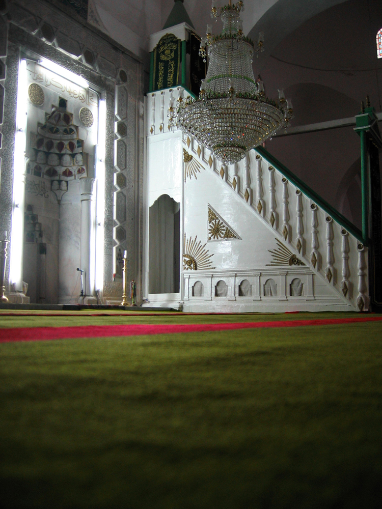 Madrasa-Pervane-en-Sinop