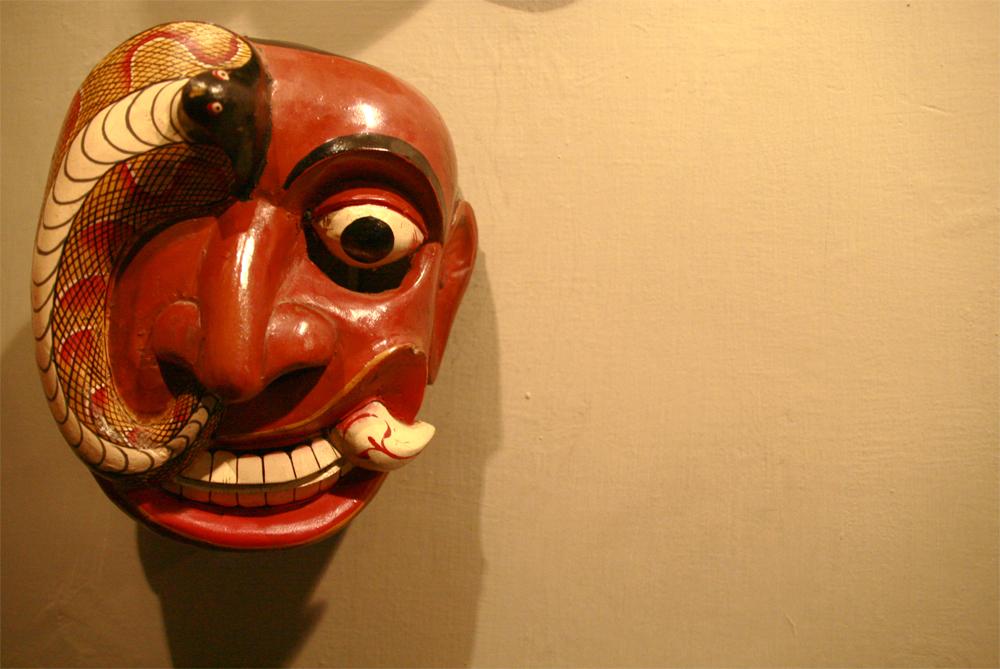 Mascaras-II