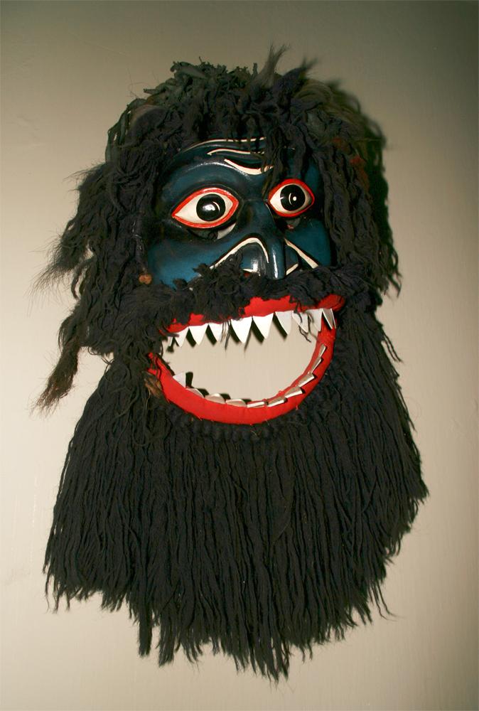 Mascaras-III