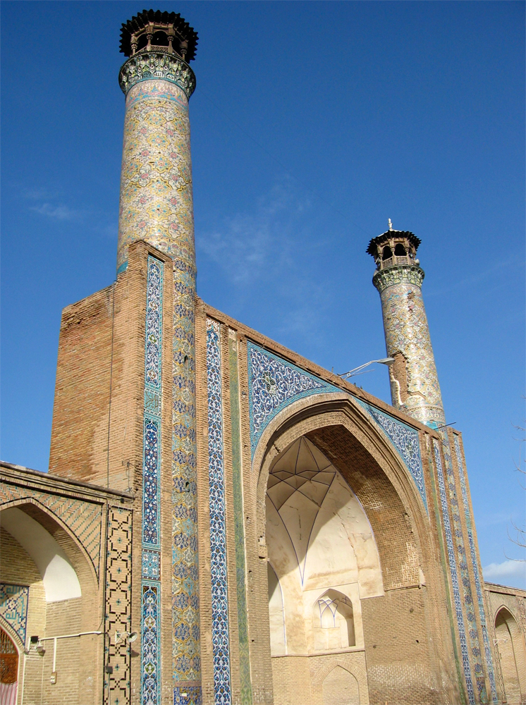 Masjed-e-Jame-Kabir-II