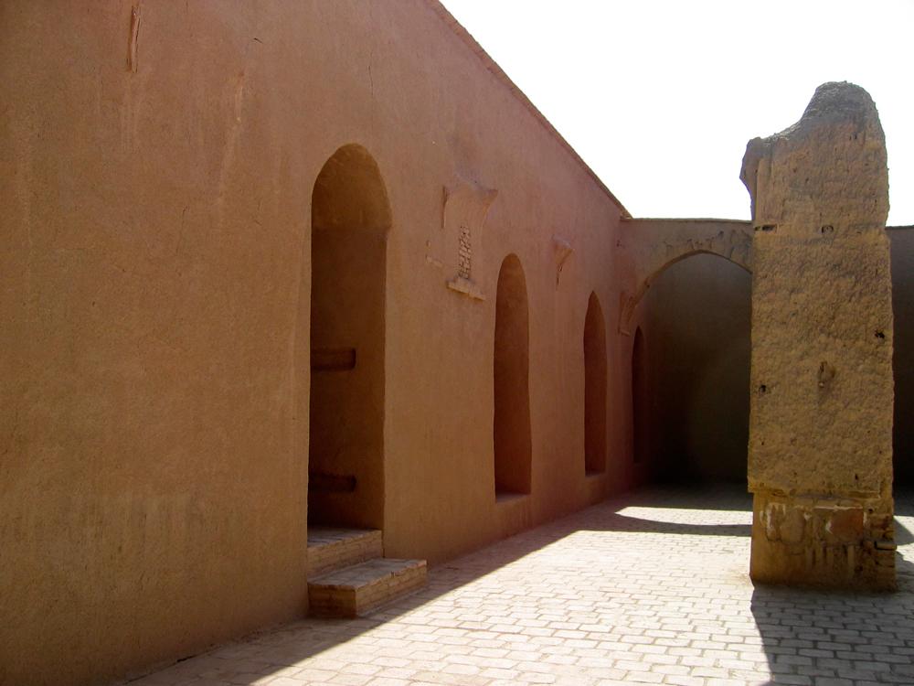 Masjed-e-Tarikhune-de-Damghan