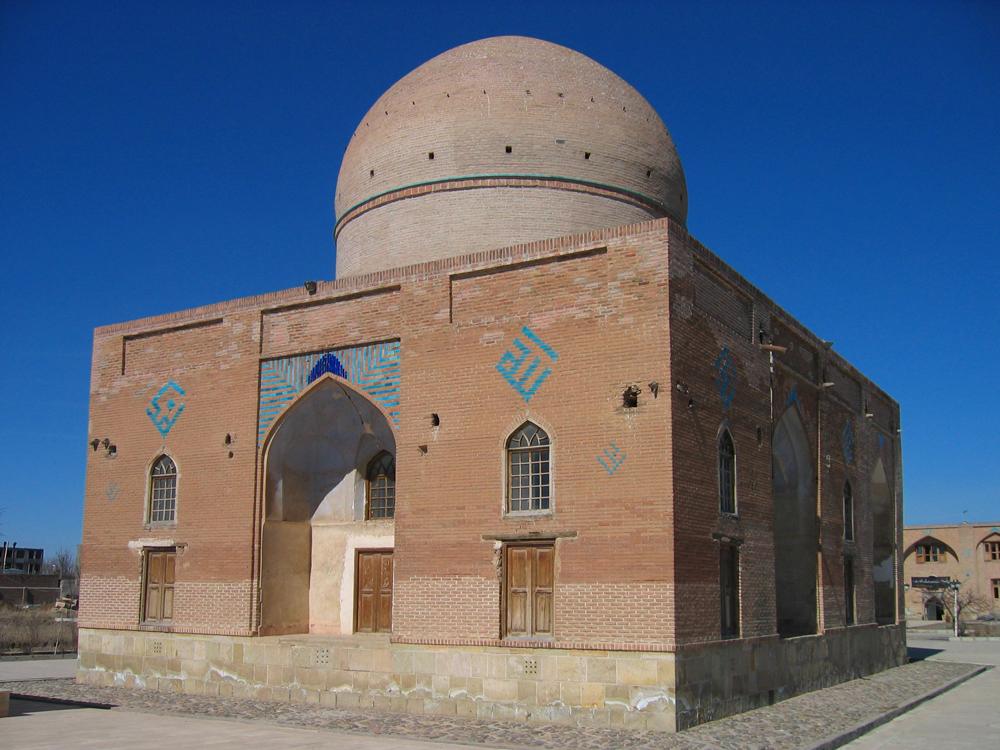 Mausoleo-Sheikh-Jebra'il-en-Ardabil