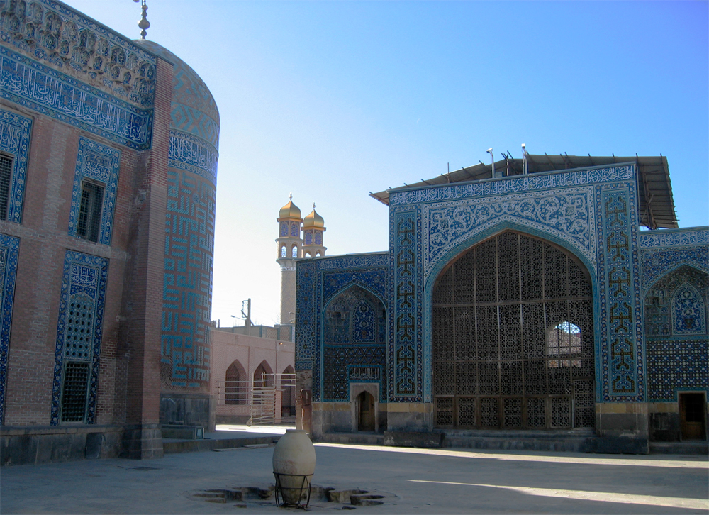 Mausoleo-Sheikh-Safi-od-Din-II