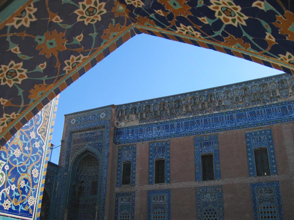Mausoleo-Sheikh-Safi-od-Din