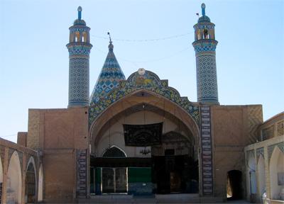 Mausoleo-Sultán-Amir-Ahmad
