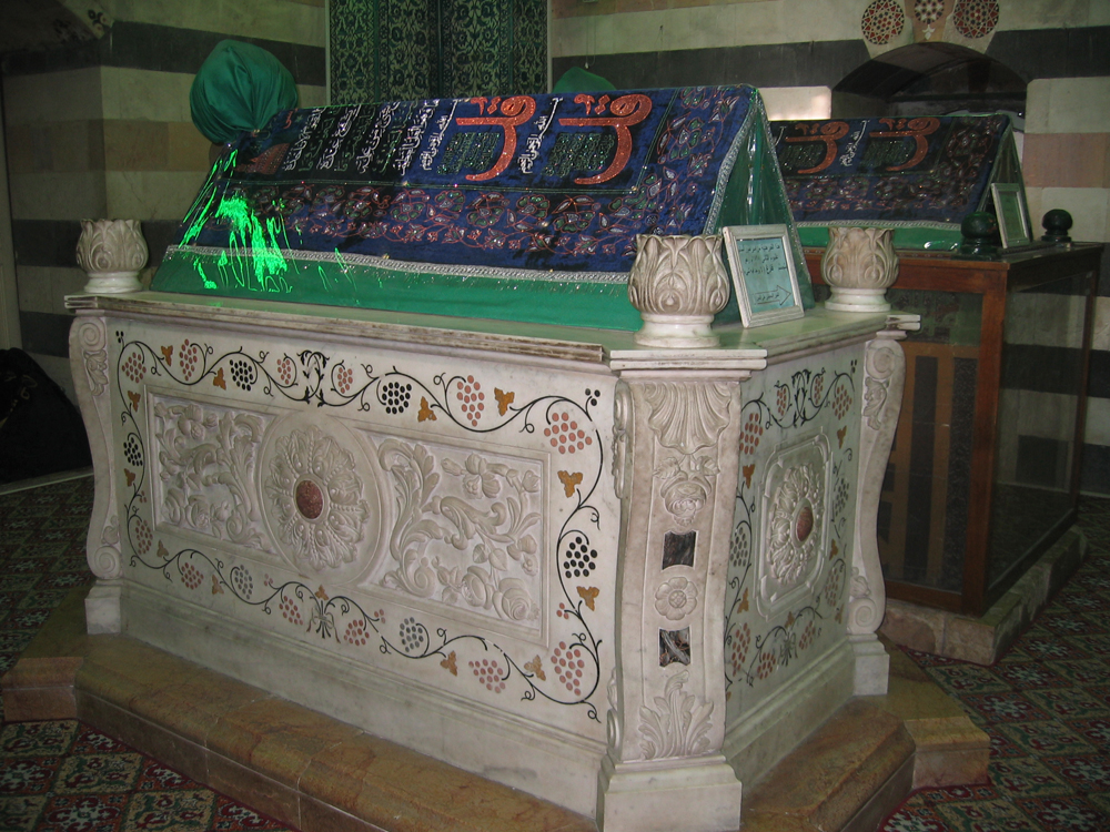 Mausoleo-de-Saladino