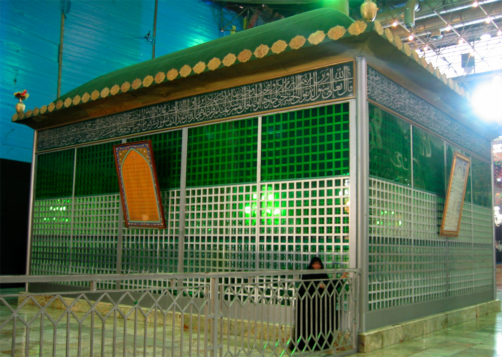 Mausoleo-del-Ayatollah-Homeini