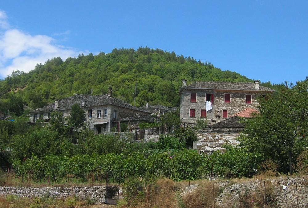 Zagoria, la bella desconocida