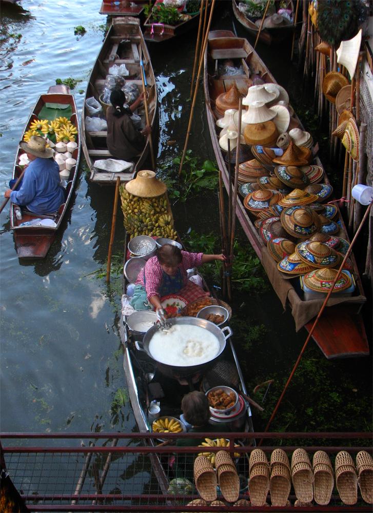 Mercado-Flotante-de-Damnoen-Sadoak